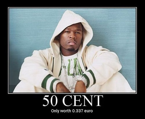exchange rate,50 cent,money conversion