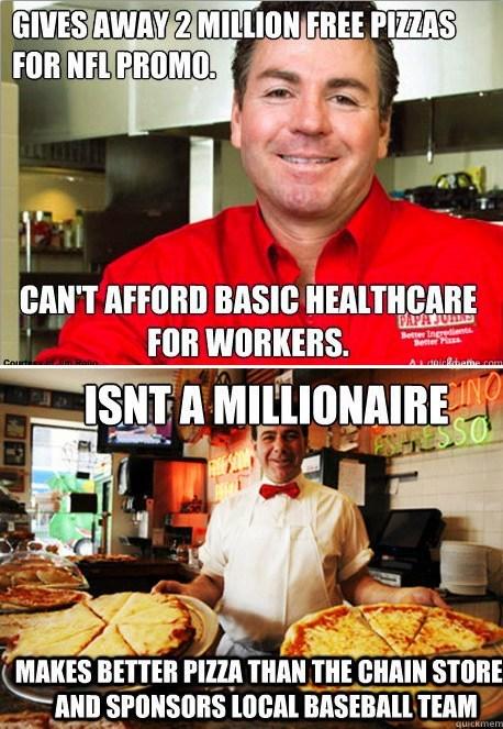 pizza controversy papa johns Reddit boycott - 6761462528