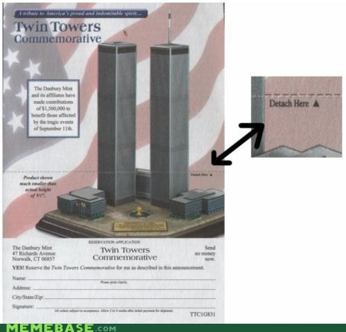 september 11th too soon twin towers - 6761482240