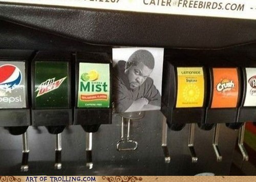 ice cube puns fountain drinks - 6761485568