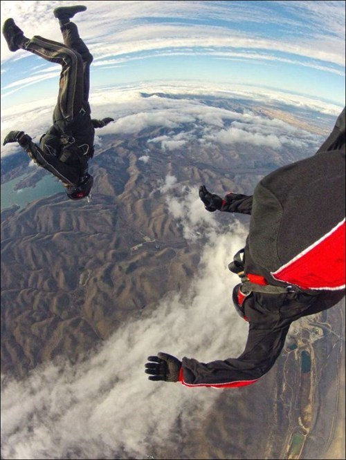 skydiving sports extreme BAMF whee