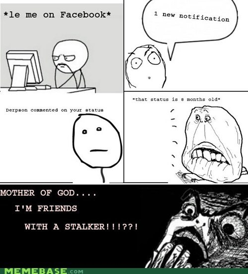 stalker,poker face,facebook,raisin horror,faputer