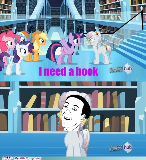 season 3 libraries i need a book you dont say