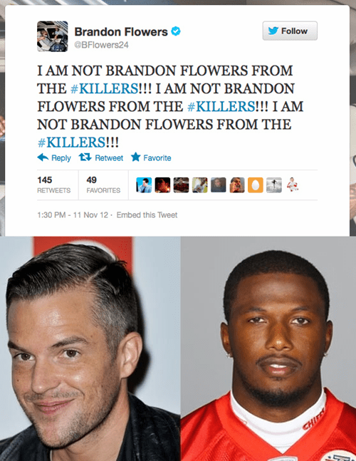 twitter kansas city chiefs the killers Brandon Flowers - 6763213568