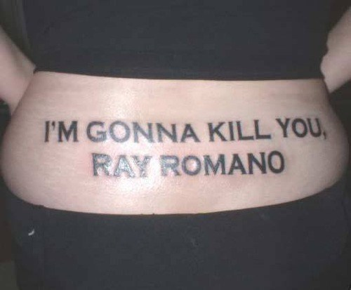 Ray Romano,death threats