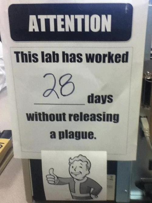 achievement plague lab milestone
