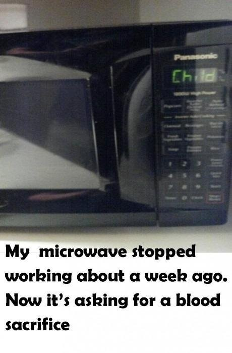 child microwave - 6763450368