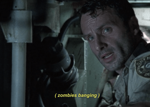 Andrew Lincoln actor TV celeb funny The Walking Dead