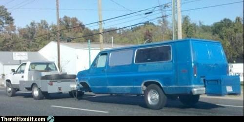 trailers van car trailer - 6763811328