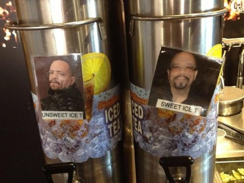 ice t,pun,beverages