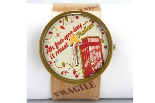 leg lamp A Christmas Story watch fragile - 6764163584