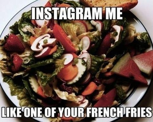sepia instagram french fries food - 6764198400