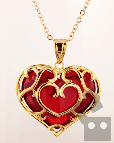 skyward heart necklace the legend of zelda pendant Jewelry - 6764204544