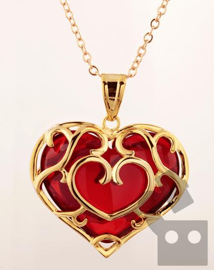 skyward heart necklace the legend of zelda pendant Jewelry - 6764204544