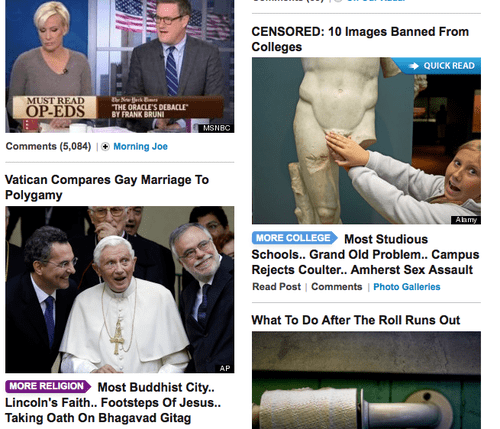 article news dude parts juxtaposition pope benedict - 6764214272