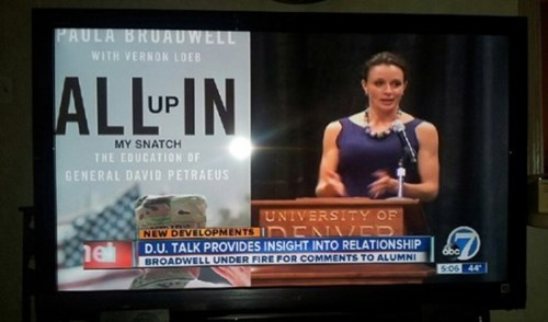 David Petraeus news whoops photoshop david petraeus cheating scandal joke