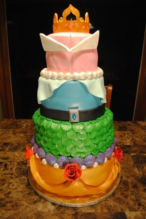 cake princess disney just pretty - 6764263936