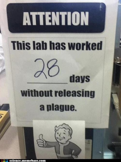 plague,lab,safety,milestone