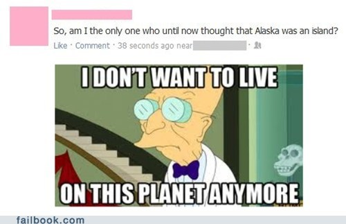 i dont want to live on this planet anymore alaska farnsworth