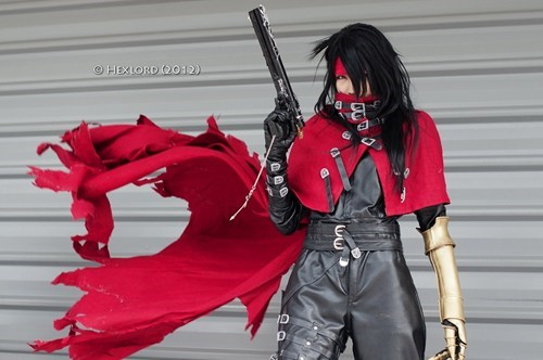 cosplay final fantasy vincent valentine video games - 6764547072