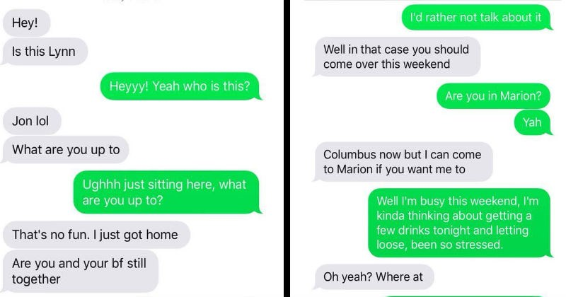 dude trolls wrong number