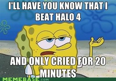 cortana Sad master chief Halo 4 - 6764578560