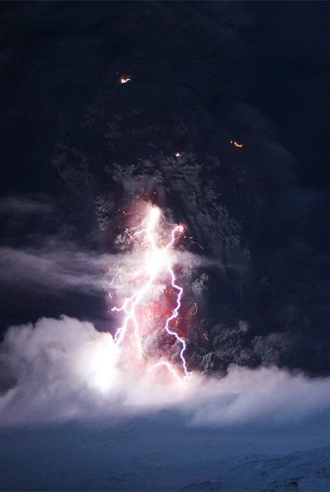 Iceland mother nature ftw eruption krakoom volcano - 6764747264