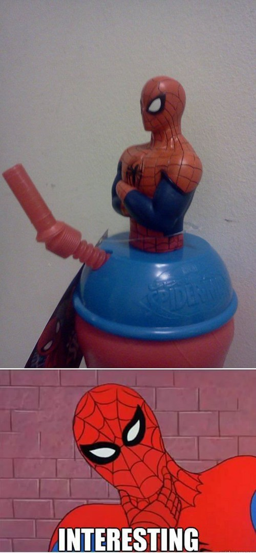 Spider-Man broner accidental sexy cup Hall of Fame best of week - 6765065472