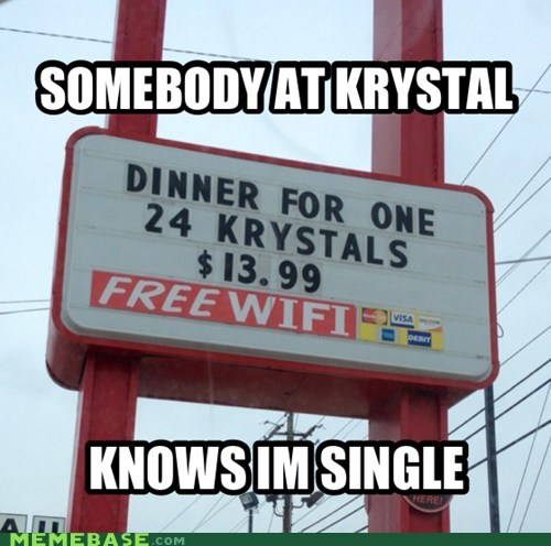 single what is a krystal Krystal free dating - 6765272576