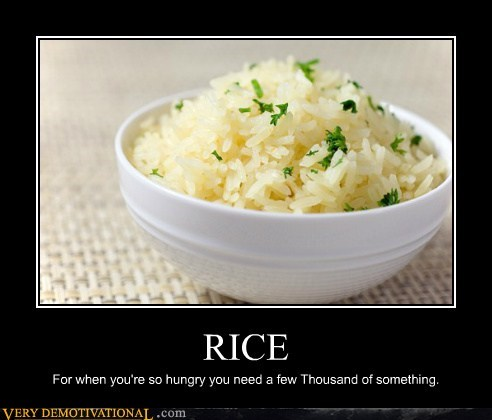 old joke,rice,quote