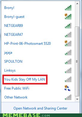 kids,puns,wifi,lan