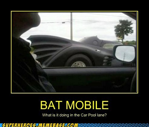 robin carpooling batman - 6765938176