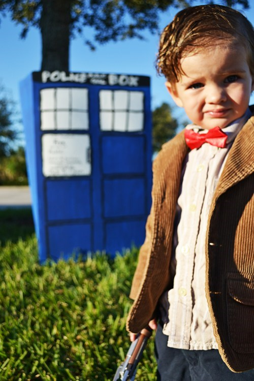cosplay kids cute doctor who - 6766141184