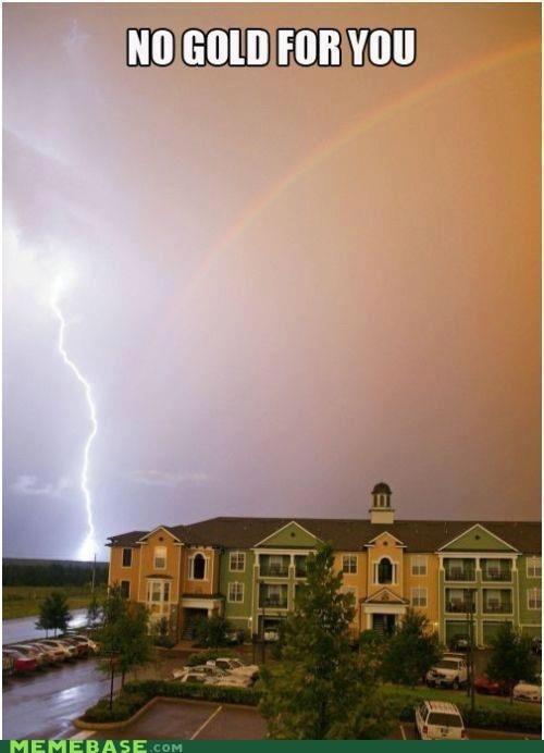 gold troll 2 leprechaun rainbow - 6766154752
