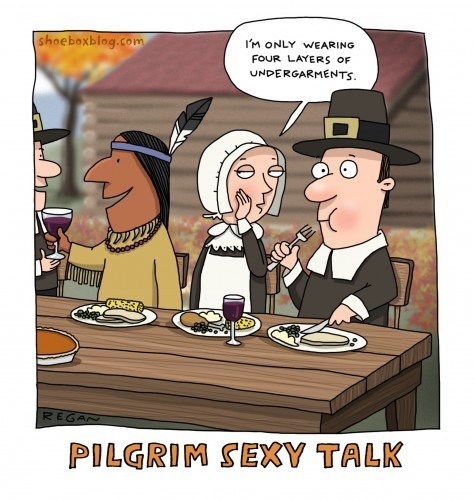 pilgrims thanksgiving tell me more sexy talk holidays