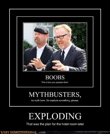 good idea exploding mythbusters - 6767074304