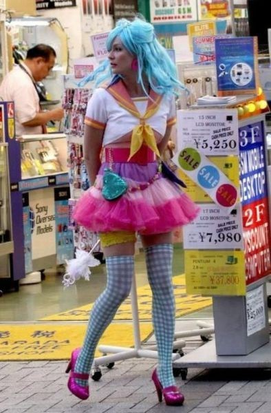 punk sailor moon raver - 6767575296