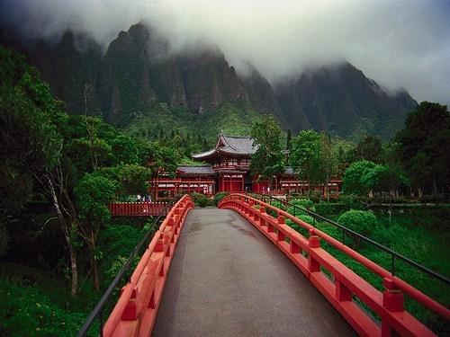 Kyoto architecture Japan bridge - 6767627520