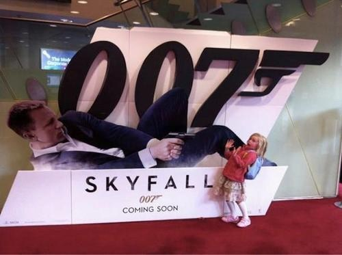 poster james bond skyfall Hall of Fame best of week