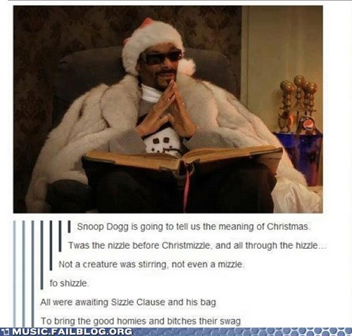 christmas,snoop dogg