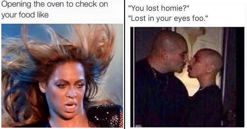 kardashians arthur wonder woman random memes funny memes funny tweets dog memes doggo memes beyoncé Jay Z relatable memes - 6768133
