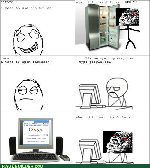 internet forgetful facebook computer fridge google - 6768479744