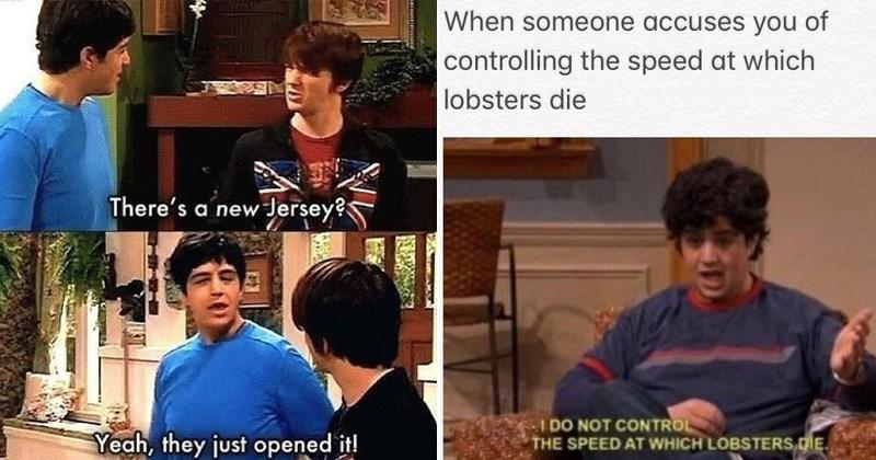 funny drake and josh memes