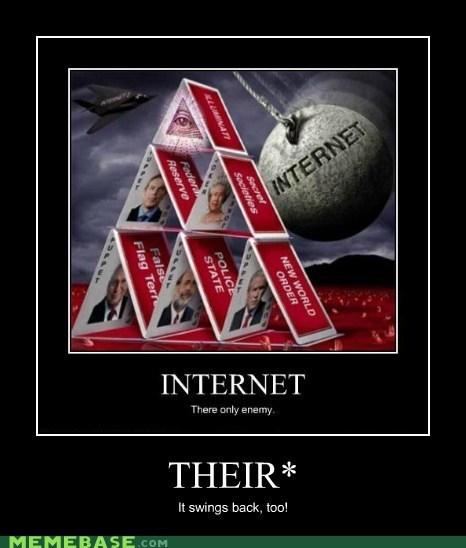 illuminati internet Pendulum - 6769131008
