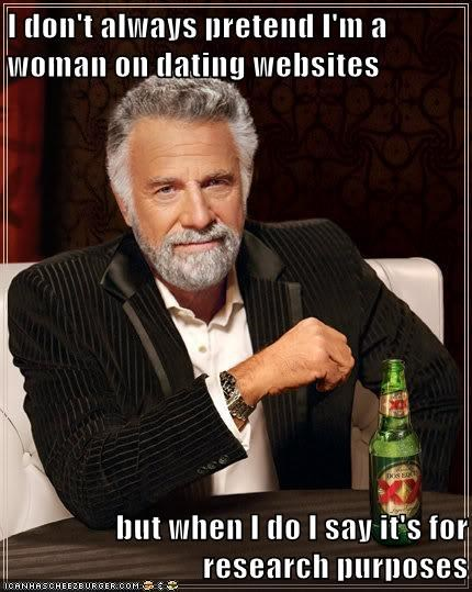 Dos and donts of dating websites