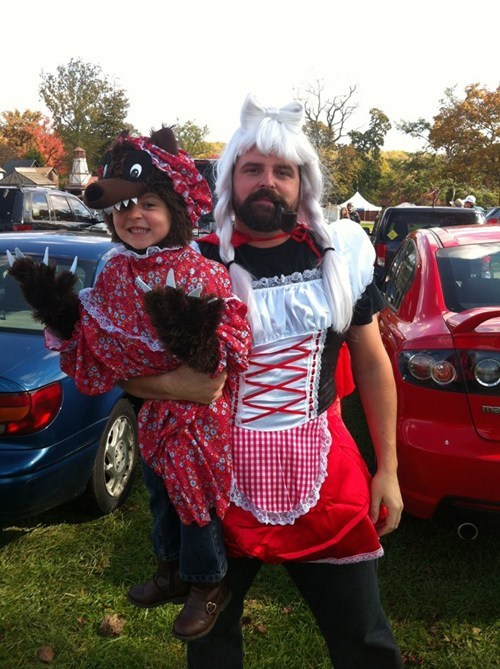 halloween costumes Little Red Riding Hood - 6769404672