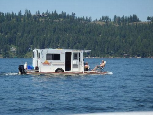 rv raft motorhome sailboat boat - 6769422848