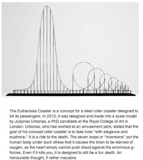 fun euthanasia rollercoaster Death amusement park macabre - 6769526016