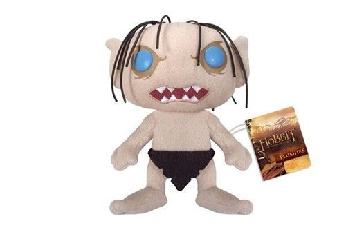 Plush Lord of the Rings gollum Sméagol - 6769838336