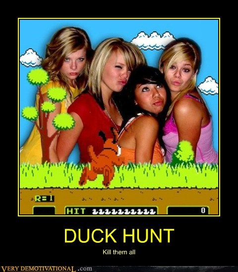 eww,duck face,duck hunt
